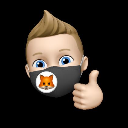 Mon Tirnard sur mon masque  59c01010