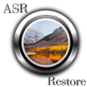 macOS High Sierra Restore Applet14