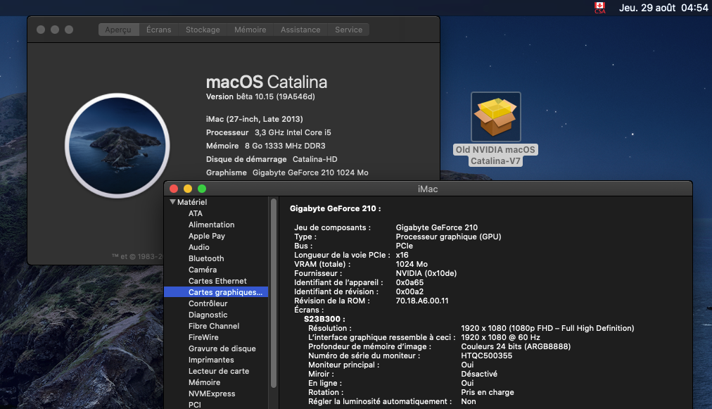 macOS Catalina 10.15 Developper Beta - Page 5 B710