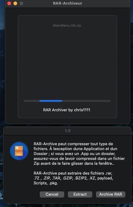 RAR-Archiveur Bar10
