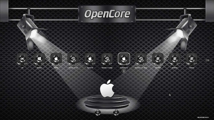 Themes OpenCore 0.7.0 ++ Boot24