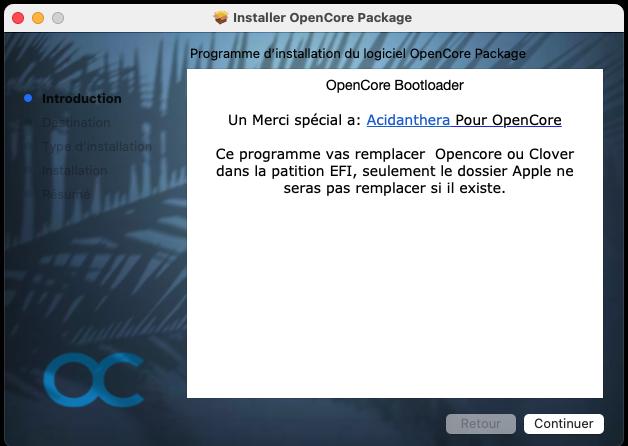 OpenCore Créateur Capt1056