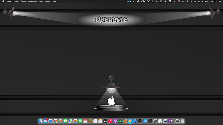 OpenCore Wall Paper Destop Background Capt1153