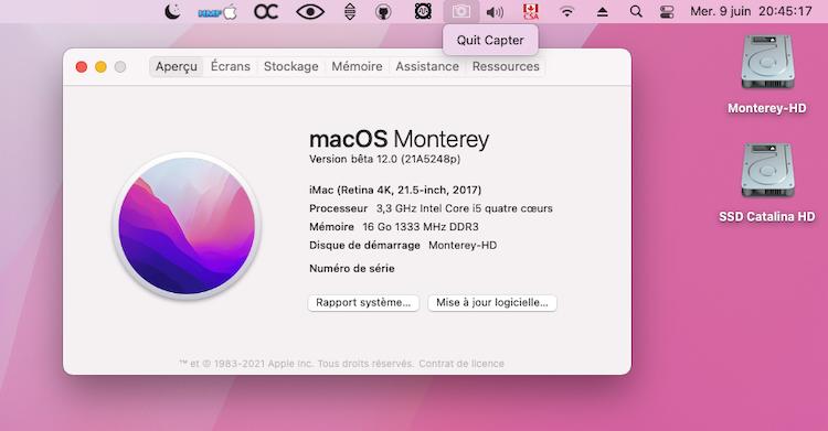 macOS Monterey 12.0 / 12.1 / 12.2 / 12.3 / 12.4 Beta - Page 2 Capt1182