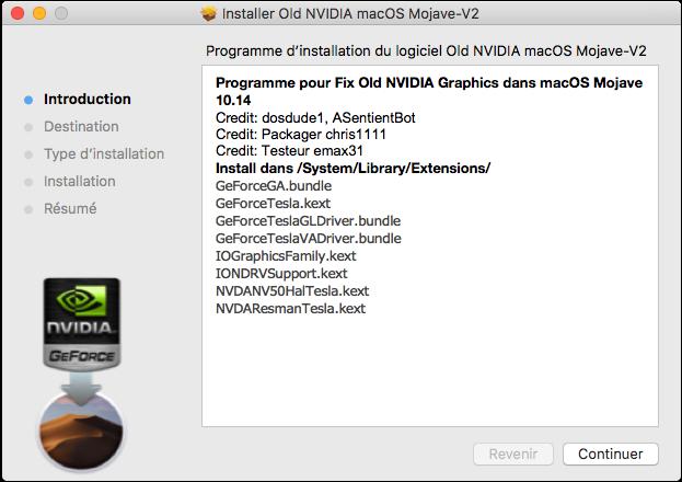 Fix Old NVIDIA macOS Mojave Captu102