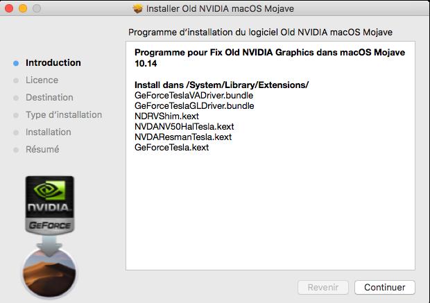 Fix Old NVIDIA macOS Mojave Captu108