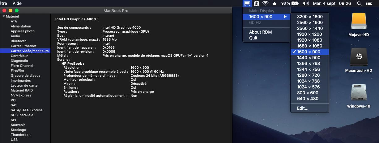 HP ProBook EliteBook macOS - Page 2 Captu150