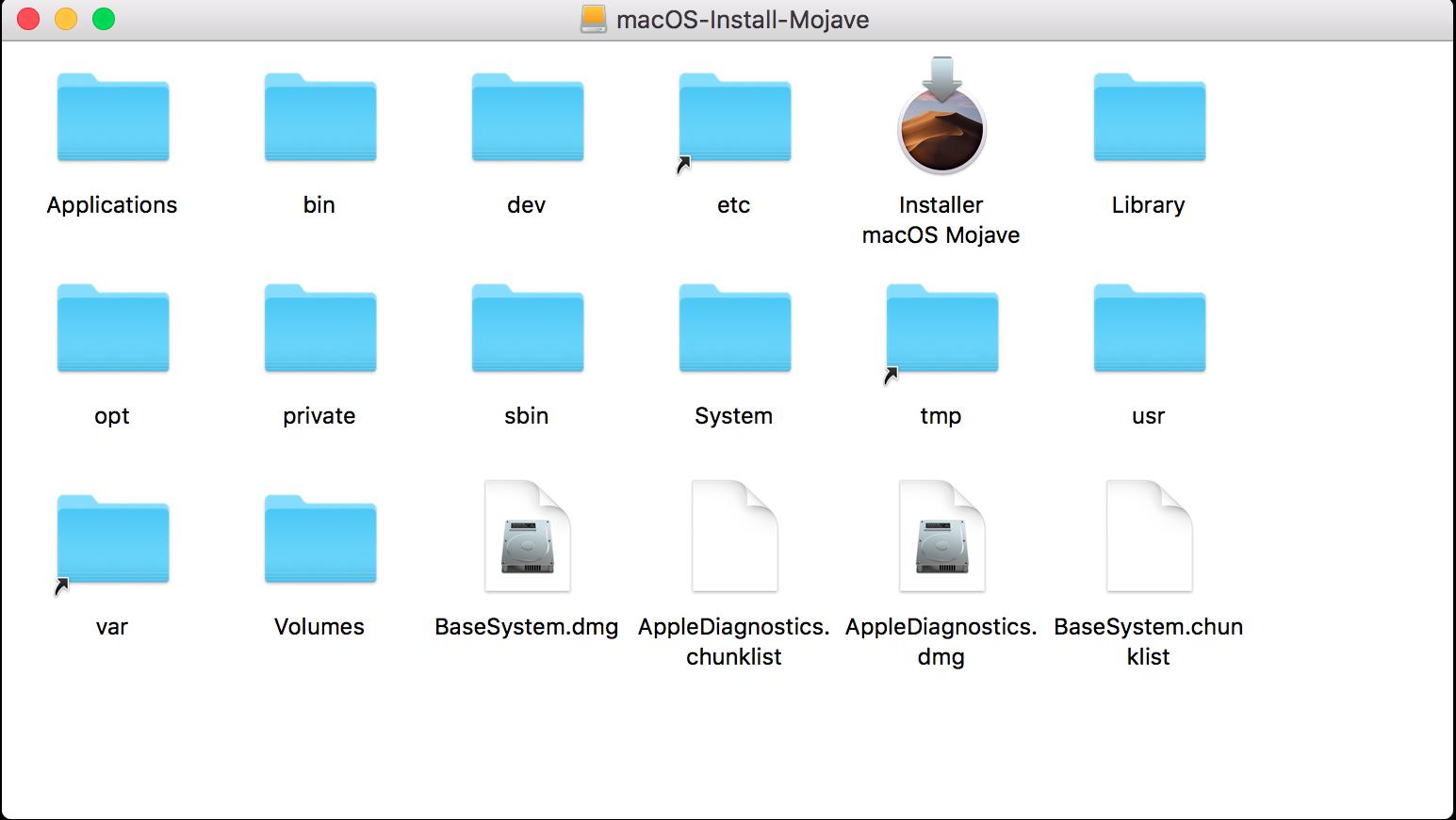 macOS Install Mojave Captu167