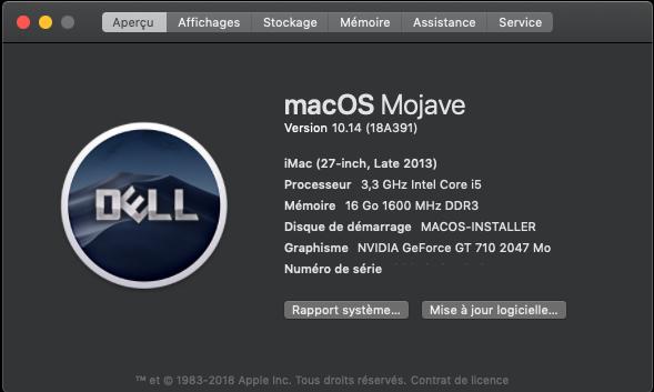 macOS Mojave Finale Release 10.14 (18A391) Captu203