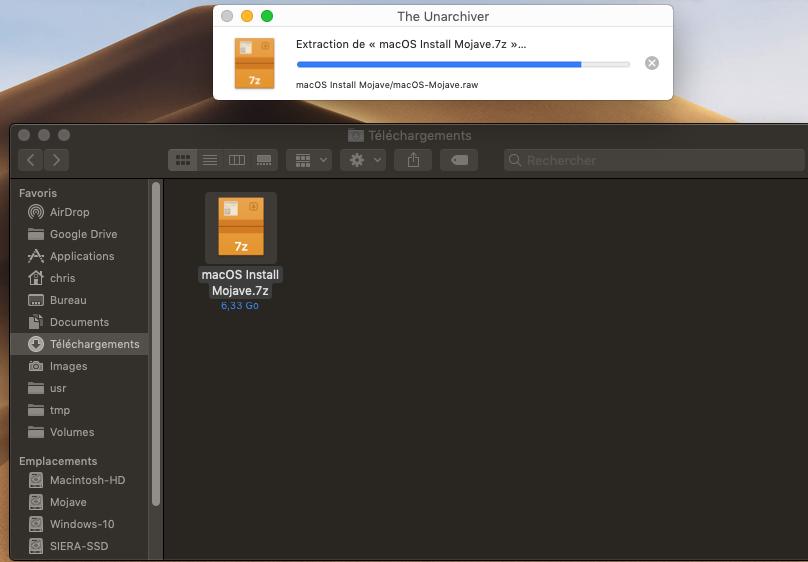 Clef USB macOS Mojave / macOS High Sierra / macOS Sierra dans Windows - Page 23 Captu223