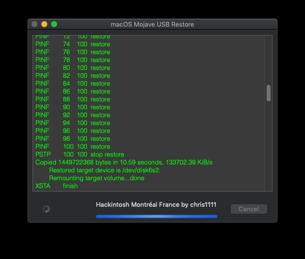 macOS Mojave USB Restore Captu239