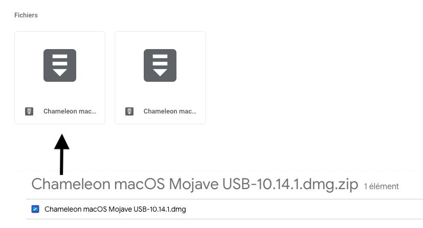 Chameleon macOS Mojave USB Captu298
