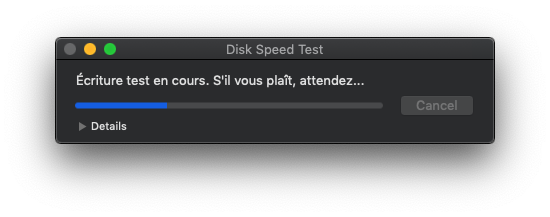 Disk Speed Test Captu366
