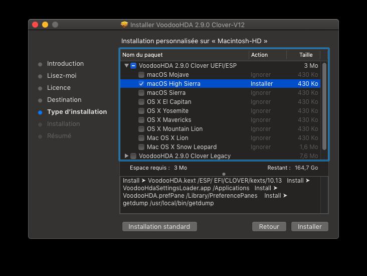 [résolu]Installation high sierra 10.13.1 et migration vers Mojave 10.14 sur Fujitsu AH532 - Page 2 Captu623