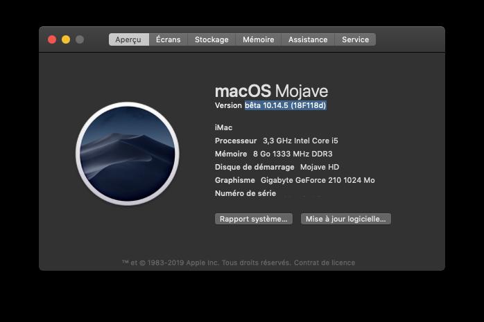 macOS Mojave 10.14 .Beta (Beta1, 2, 3, 4, 5, 6 . . .) - Page 7 Captu626