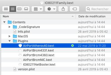 Fix AtherosWifi macOS Catalina Captu666