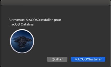 MACOSXInstaller pour Catalina 10.15 Captu709