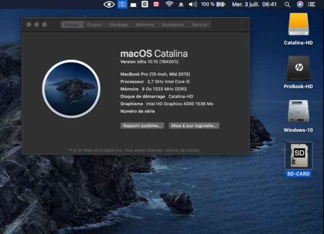 macOS Catalina 10.15 Developper Beta - Page 4 Captu722