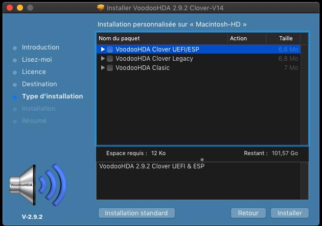VoodooHDA 2.9.2 Clover-V15 Captu749