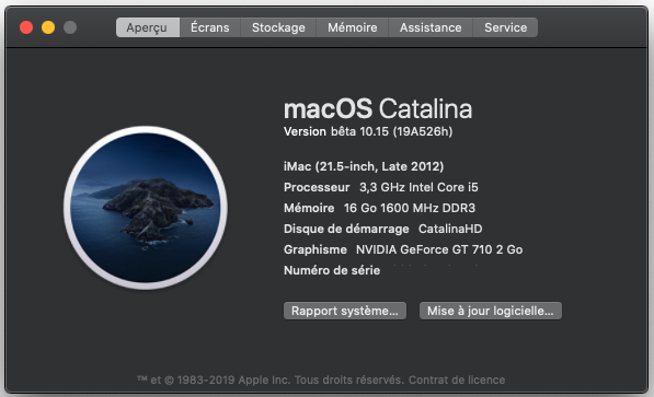 macOS Catalina 10.15 Developper Beta - Page 4 Captu785