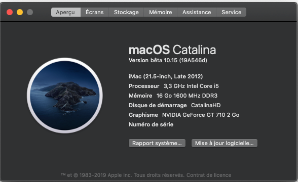 macOS Catalina 10.15 Developper Beta - Page 4 Captu813