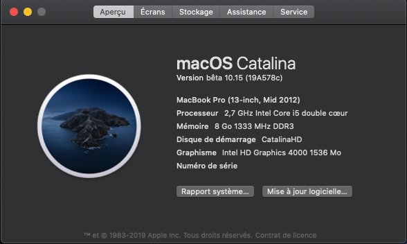 macOS Catalina 10.15 Developper Beta - Page 5 Captu844