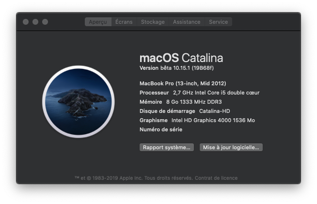macOS Catalina 10.15 Developper Beta - Page 5 Captu858