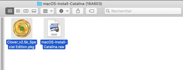 Clef USB macOS Mojave / macOS High Sierra / macOS Sierra dans Windows - Page 23 Captu866
