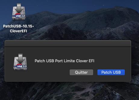 Post Install Mojave - Problème d'USB Captu881