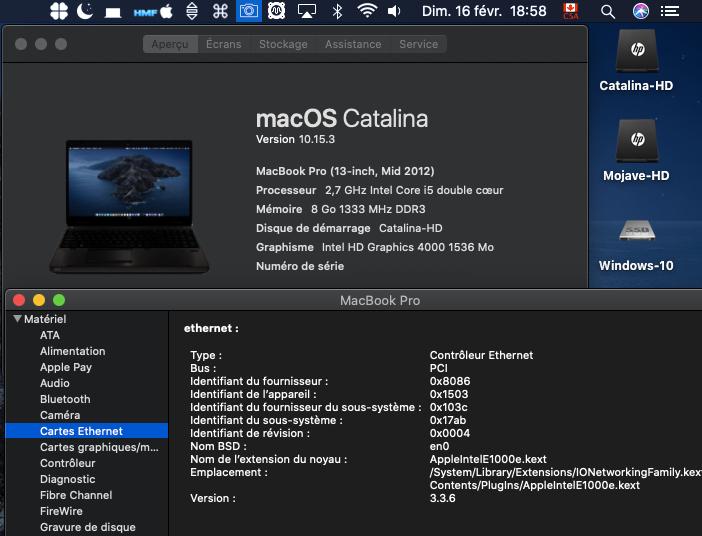 Fix AppleIntelE1000e macOS Catalina Captu925