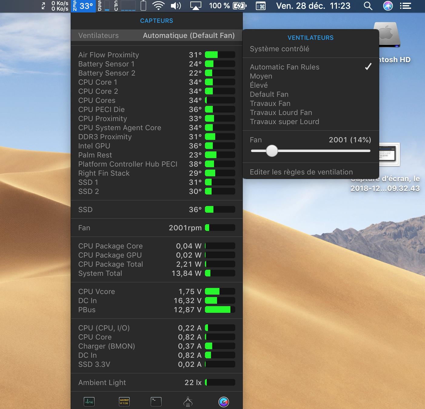 Control de Fan MacBook Pro Captur17