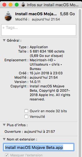 macOS Mojave 10.14 .Beta (Beta1, 2, 3, 4, 5, 6 . . .) - Page 3 Captur52
