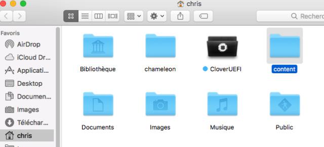 Mise a jour macOS High Sierra 10.13.6 (17G65) Captur95