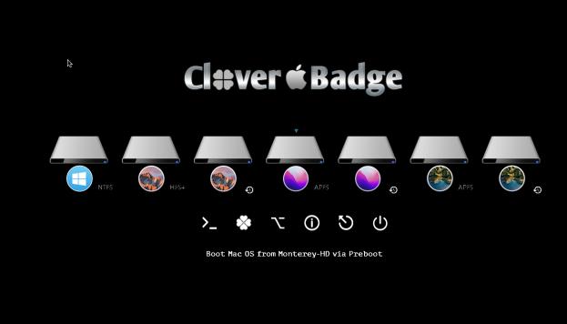 macOS Monterey 12.0 / 12.1 / 12.2 / 12.3 / 12.4 Beta - Page 2 Clover25