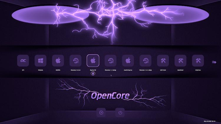 Themes OpenCore 0.7.0 ++ Electr10