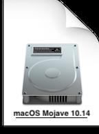 Clef USB macOS Mojave / macOS High Sierra / macOS Sierra dans Windows Macos110