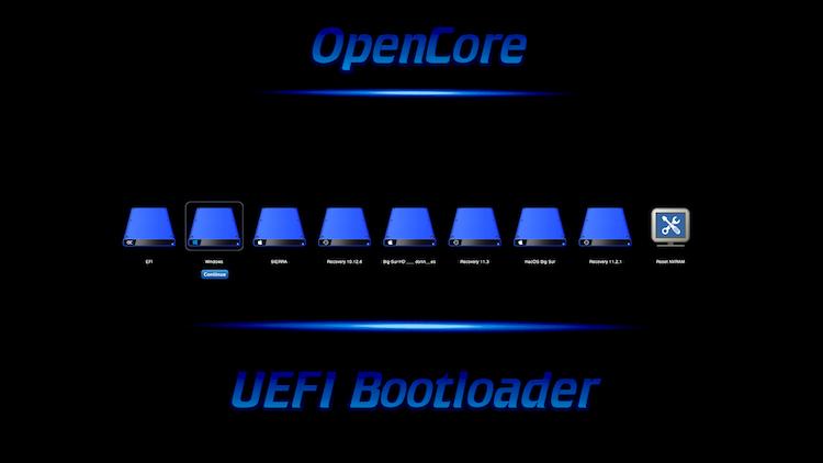 Themes Modern OpenCore-0.6.6 Oc-blu10