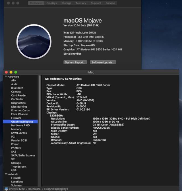 Fix Old AMD macOS Mojave Sapphi10