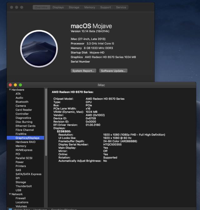 Fix Old AMD macOS Mojave Sapphi11