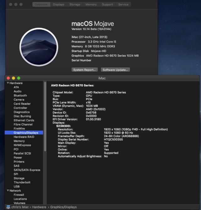 Fix Old AMD macOS Mojave Sapphi12