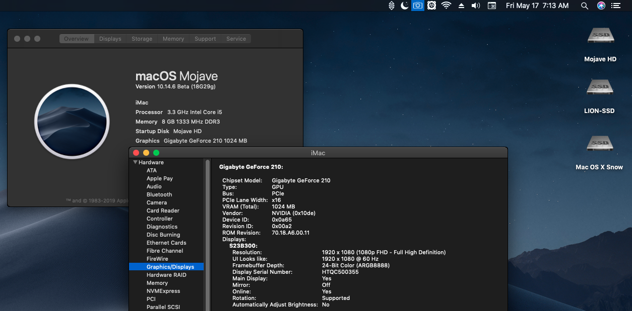 macOS Mojave 10.14 .Beta (Beta1, 2, 3, 4, 5, 6 . . .) - Page 8 Scree125