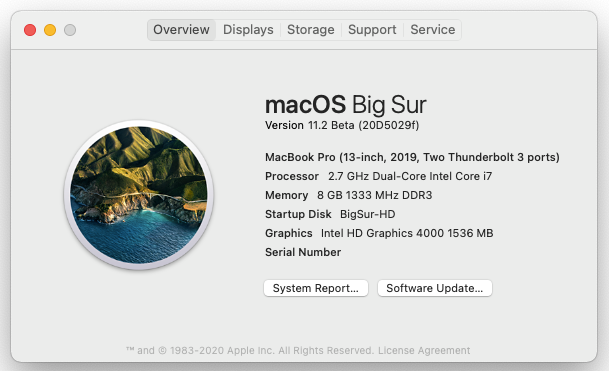 macOS Big Sur 11 / 11.1 / 11.2 / 11.3 (Beta) - Page 13 Scree154