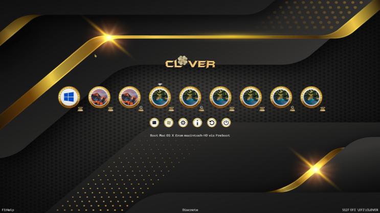 Gold_Clover OC Integration Scree155