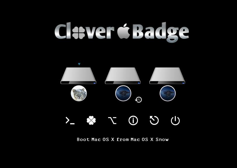 CloverBadge-Snow Scree162