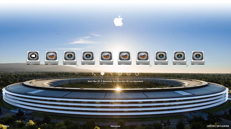 ApplePark Scree165