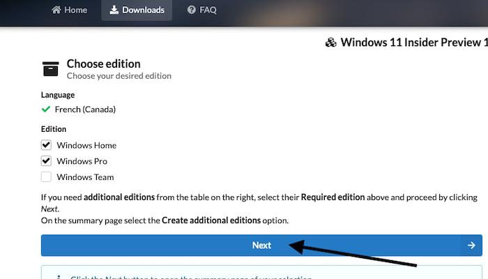 Windows-11 UEFI Créateur  Scree261