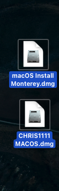 Create macOS Image Restore Scree278