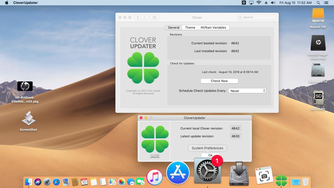 HP ProBook EliteBook macOS - Page 2 Screen13