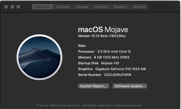 macOS Mojave 10.14 .Beta (Beta1, Beta2, Beta3, Beta4, Beta5, Beta6 . . .) - Page 5 Screen27