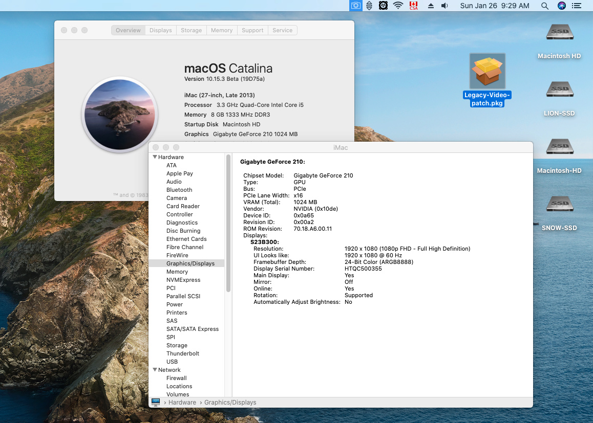 macOS Catalina 10.15 Developper Beta - Page 6 Screen33
